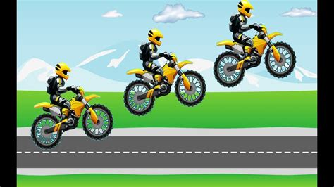 Motorcycle Games For Kids, Motorcycle Game Show, Bike