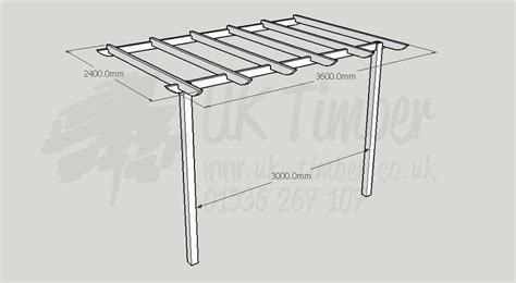 standard pergola measurements pergola kits buy standard pergola kit 2 4m x 3 6m wall mounted online uk sleepers