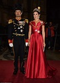 Princess Mary stuns at New Year's reception in Copenhagen ...