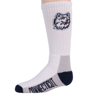 uconn colors uconn huskies uconn youth tri color team logo socks