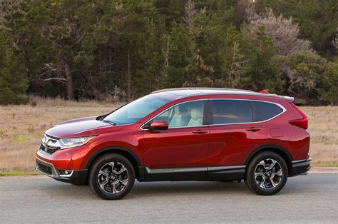 Size Suv Best Mpg by 2018 Honda Cr V Reviews And Rating Motortrend