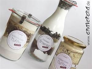 Brownies Im Glas : backmischung im glas f r muffins brownies handmade kultur ~ Orissabook.com Haus und Dekorationen