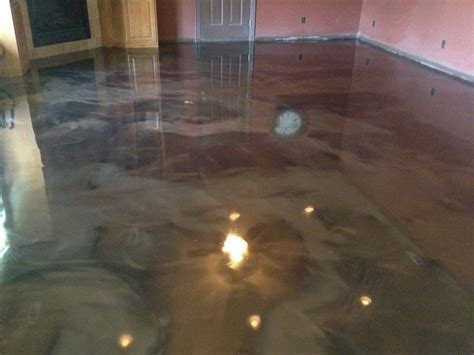 Epoxy Flooring & Coating in Syracuse NY   CNY Sealing