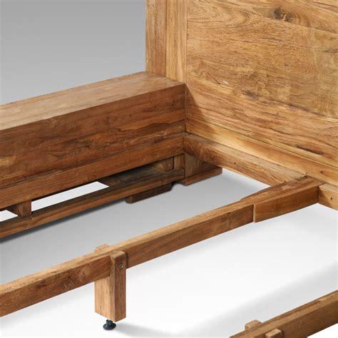chambre teck chambre en bois massif