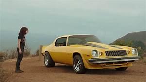 "IMCDb org: 1977 Chevrolet Camaro in ""Bumblebee, 2018"""