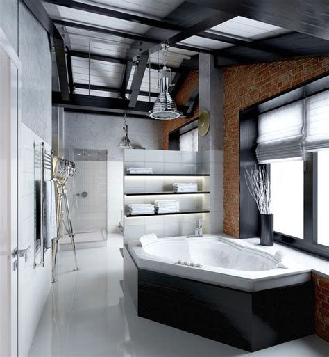 Masculine Bathroom Designs by 22 Masculine Bathroom Designs Page 2 Of 4