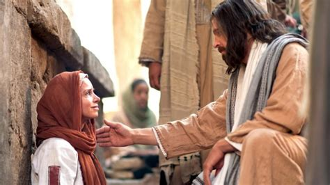 """Questions Jesus Asked: """"Who Touched Me?"""" 