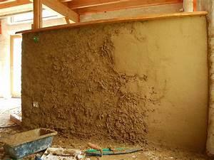 Dosage Enduit Ciment : crepi chaux chanvre construction maison b ton arm ~ Premium-room.com Idées de Décoration