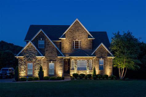outdoor lighting services light up nashville