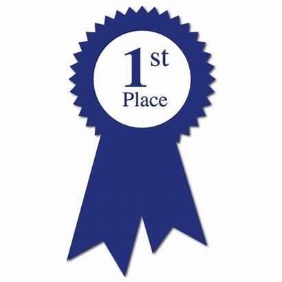 Ribbon Place Clipart Trophy 1st Award Fair