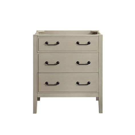 Avanity Cabinets by Avanity Delano 30 In W X 21 5 In D X 34 In H Vanity