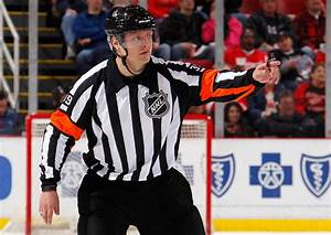 Evgeny Romasko First Russian Born Referee To Work NHL Game