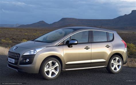 Peugeot 3008 Wallpapers by Wallpaper Peugeot 3008 Auto Machines Free
