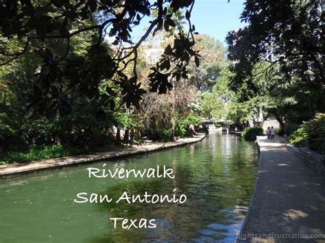 San Antonio Riverwalk Boat Ride by Riverwalk San Antonio Tx And Boat Ride