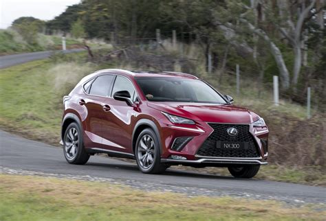 the lexus rx 2018 vs 2019 spesification updated 2018 lexus nx line up what s new forcegt