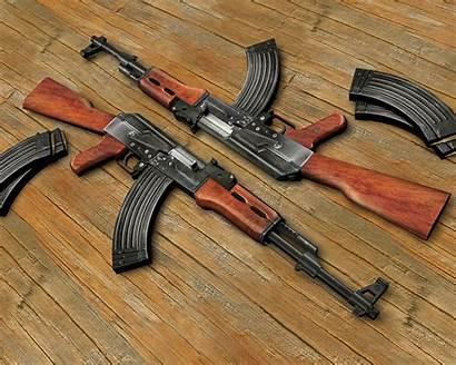 Akm Rifle Assault Wallpapers Pc