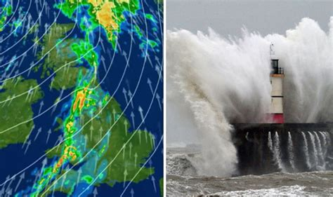 Uk Weather Forecast Met Office Forecast Says October