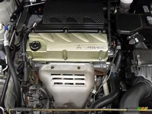 2004 Mitsubishi Galant Es 2 4l Sohc 16v Inline Mivec 4