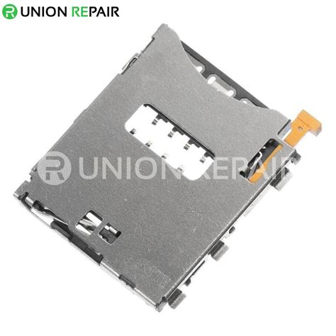 replacement  sony xperia zz compact sim card connector