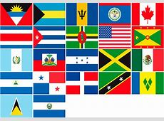 North and Central America Flags for Sale
