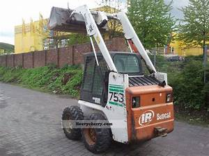 Bobcat Year 2002 753 1 Hand 2002 Wheeled Loader Construction Equipment Photo And Specs