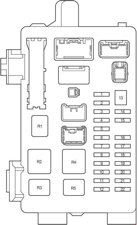 motor auto repair manual 2000 toyota ipsum instrument cluster toyota avensis verso 2000 2006 fuse box diagram auto genius