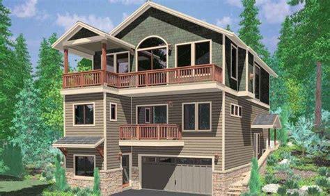 Dream Hillside House Plans For Sloping Lots 12 Photo