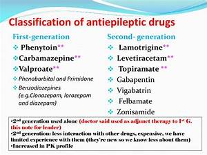 PPT DRUGS USED FOR TREATMENT OF EPILEPSY PowerPoint