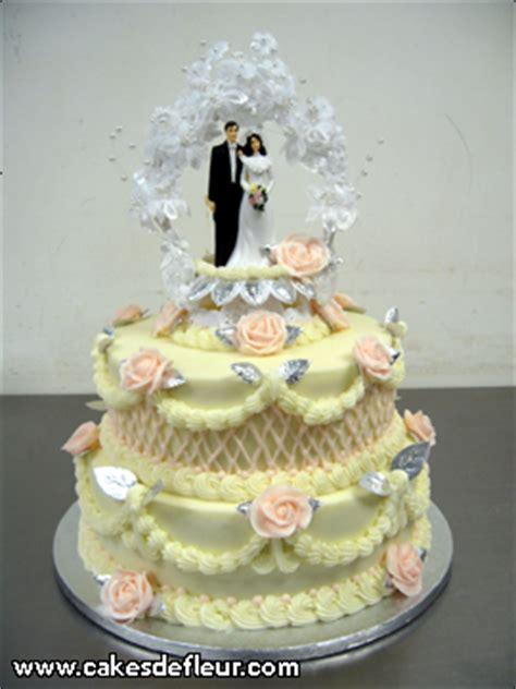 anniversary cakes  cakes de fleur