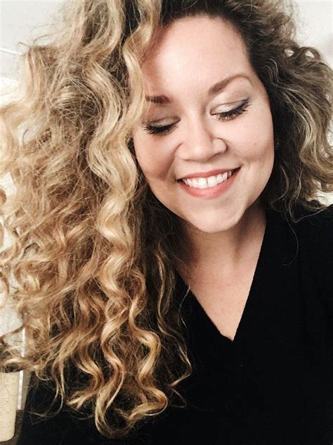 holy grail hair products  curly hair hair stylin