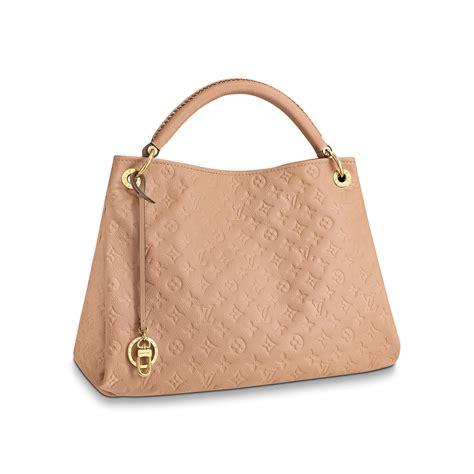 artsy mm monogram empreinte leather handbags louis vuitton