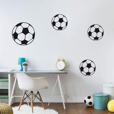 Wandtattoo Kinderzimmer Fussball by Fussball Wandtattoos F 252 R Kinderzimmer Trenddeko Ch