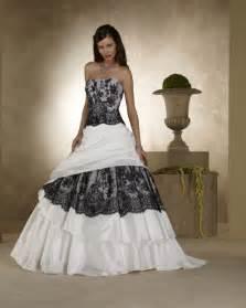 black wedding dresses chic photos of black lace wedding dresses cherry