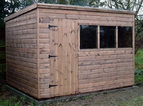 6 x 8 pent shed plans 10 x 8 pent plank taller by sheds unlimited