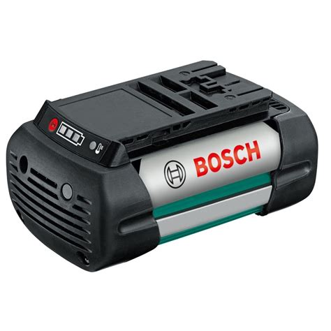 tondeuse 224 batterie lithium ion bosch rotak 43 li 2 batteries 36v 2 6 ah kit mulching 1 colis