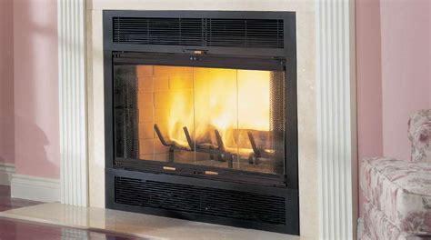 wood burning fireplace insert  blower tupelo tea party