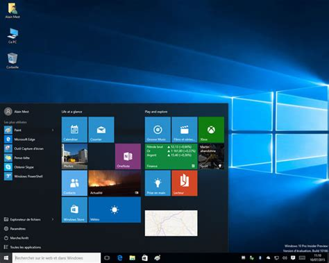 bureau windows windows 10 actualités 2015 aidewindows
