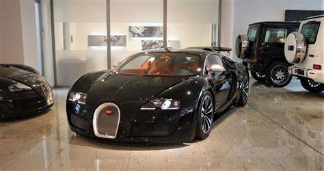 A limited edition now, dedicated to the bugatti atlantique 57s: Bugatti SANG NOIR EDITION