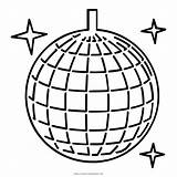 Disco Ball Coloring Drawing Pages Easy Clipart Colouring Svg Sketch Balls Transparent Printable Para Getcolorings Dibujo Webstockreview Template Clipartkey Drawings sketch template