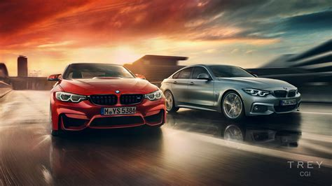 Bmw 4 Series Coupe 4k Wallpapers by Bmw 4 Series Gran Coupe M3 M4 Wallpaper Hd Car