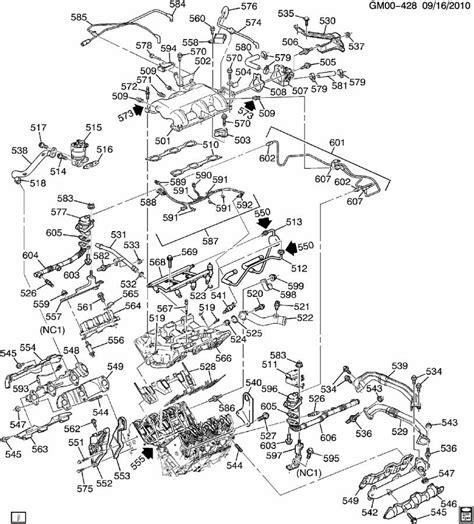 Alero Engine Diagram by 2001 Oldsmobile Alero Engine Diagram Automotive Parts