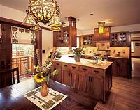 arts and crafts kitchen Arts & Crafts Revival Style Kitchens — Arts & Crafts Homes ...