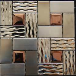 wall tiles kitchen backsplash stainless steel tile backsplash ssmt269 kitchen mosaic glass wall tiles free shipping 3d glass