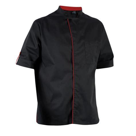 veste de cuisine manche courte veste de cuisine robur manche courte haut de gamme lisavet