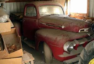 1951 Ford F1  Ready For Duty