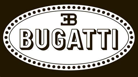 Bugati Symbol by Bugatti Logo Zeichen Auto Geschichte