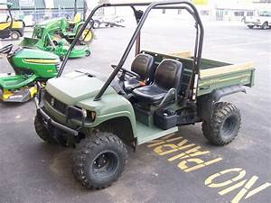 2005 John Deere Hpx 4x4 Trail Atv U0026 39 S And Gators