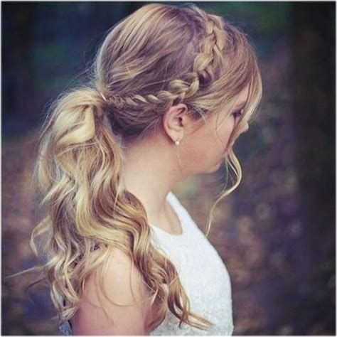 Ponytail Braid Hairstyles by 15 Trendy Braided Hairstyles Popular Haircuts