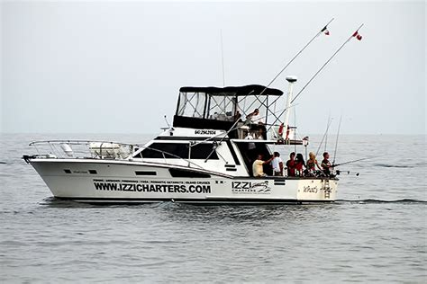 Boat Transport Ontario by Salmon Fishing Charter On Lake Ontario Toronto Mississauga
