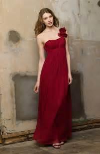 crimson bridesmaid dresses bridesmaid dress ipunya